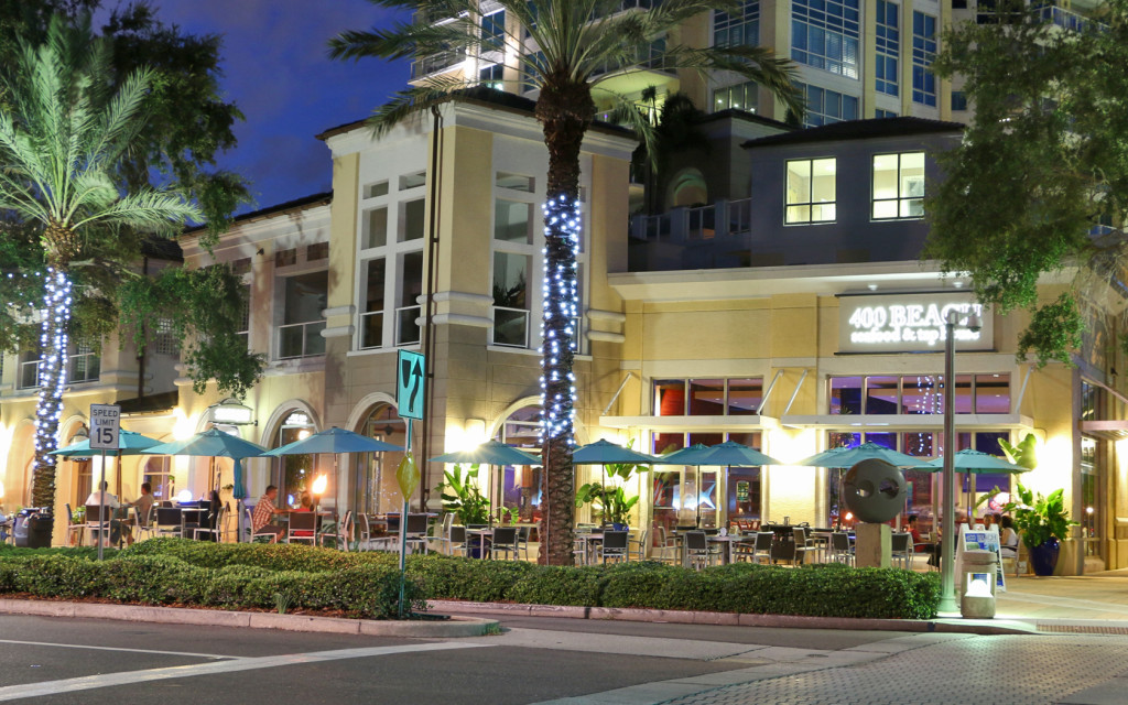 Restaurants St Petersburg Fl Beach Drive