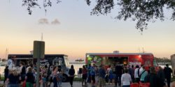 St. Petersburg's Skyway Plaza Welcomes a Food Truck Festival